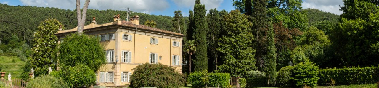 Lucca's Villas for rent & fairytale holiday