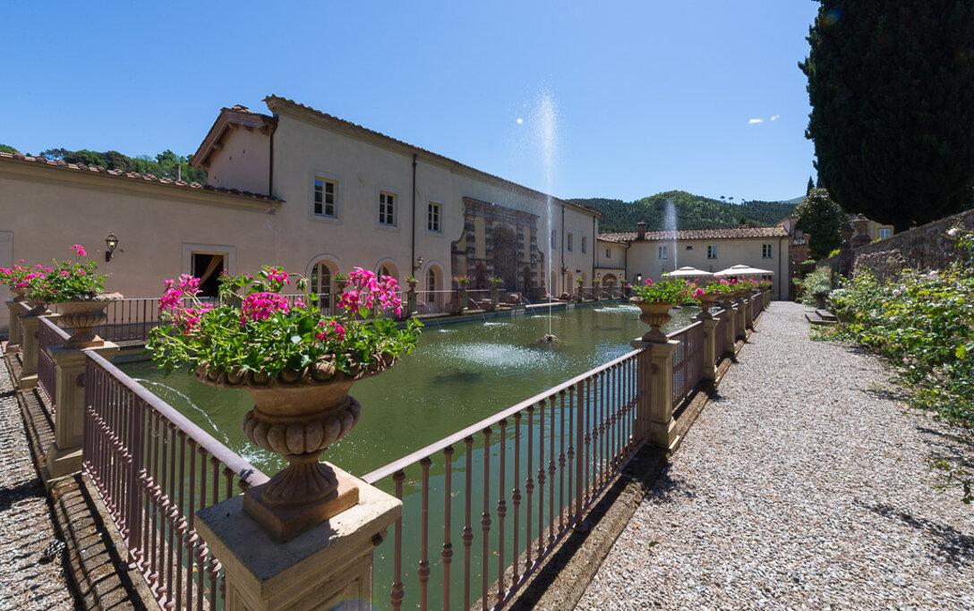 Villa Borgo Bernardini Esterni