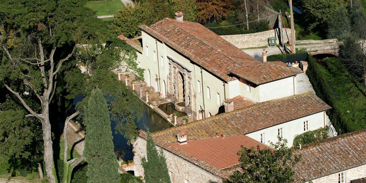Visit the villa